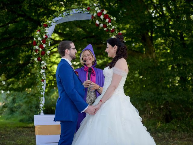 Le mariage de Kevin et Joss à Saint-Pourçain-sur-Besbre, Allier 87
