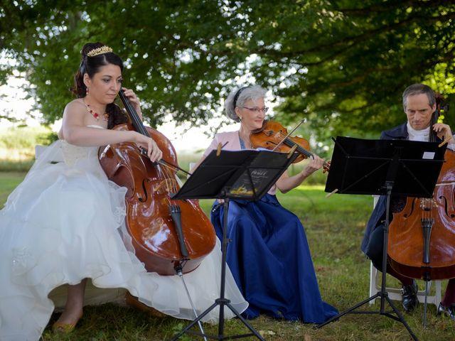 Le mariage de Kevin et Joss à Saint-Pourçain-sur-Besbre, Allier 88