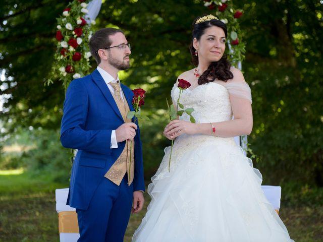 Le mariage de Kevin et Joss à Saint-Pourçain-sur-Besbre, Allier 89