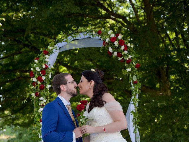 Le mariage de Kevin et Joss à Saint-Pourçain-sur-Besbre, Allier 90