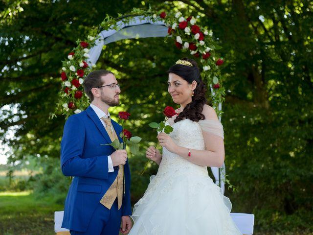 Le mariage de Kevin et Joss à Saint-Pourçain-sur-Besbre, Allier 91