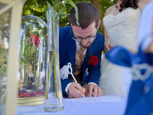 Le mariage de Kevin et Joss à Saint-Pourçain-sur-Besbre, Allier 92