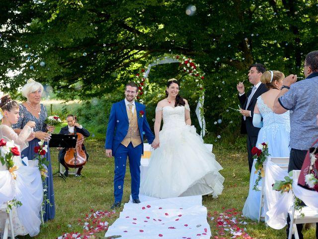 Le mariage de Kevin et Joss à Saint-Pourçain-sur-Besbre, Allier 93