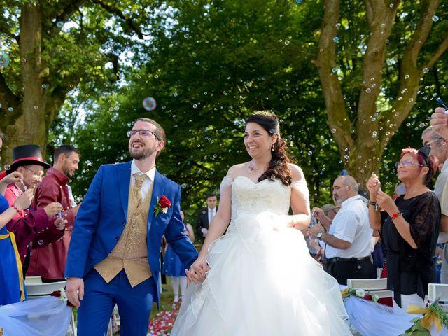 Le mariage de Kevin et Joss à Saint-Pourçain-sur-Besbre, Allier 94