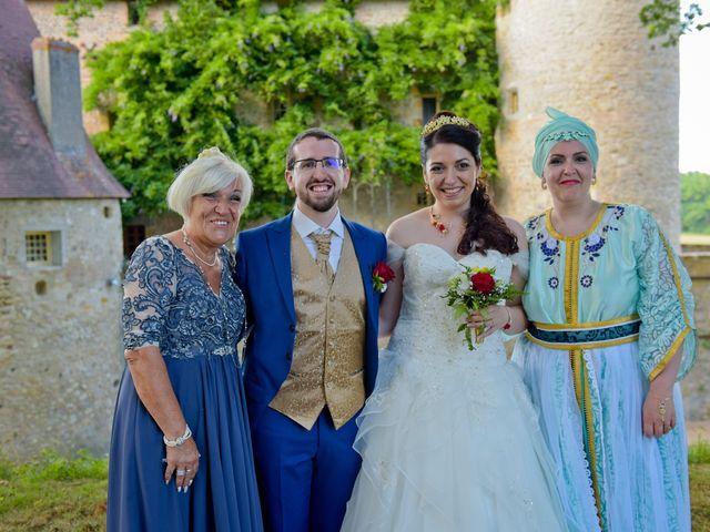 Le mariage de Kevin et Joss à Saint-Pourçain-sur-Besbre, Allier 99
