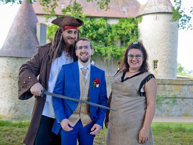 Le mariage de Kevin et Joss à Saint-Pourçain-sur-Besbre, Allier 100