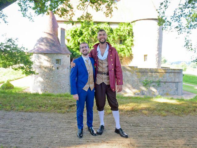 Le mariage de Kevin et Joss à Saint-Pourçain-sur-Besbre, Allier 101