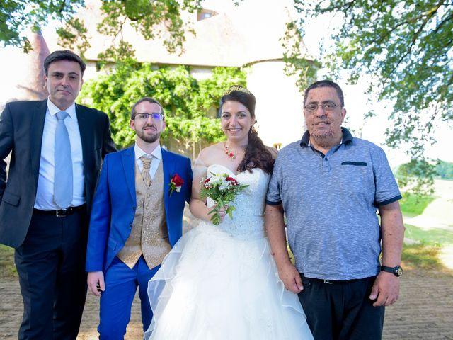 Le mariage de Kevin et Joss à Saint-Pourçain-sur-Besbre, Allier 103