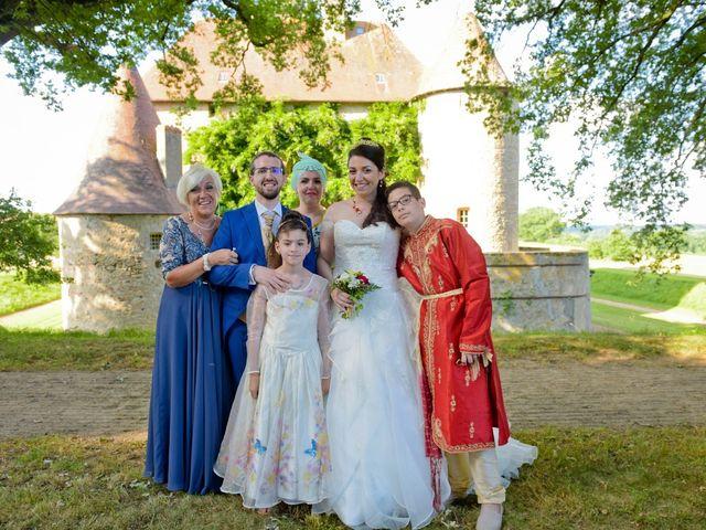 Le mariage de Kevin et Joss à Saint-Pourçain-sur-Besbre, Allier 104