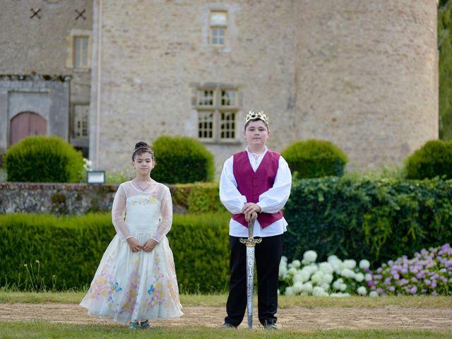Le mariage de Kevin et Joss à Saint-Pourçain-sur-Besbre, Allier 107
