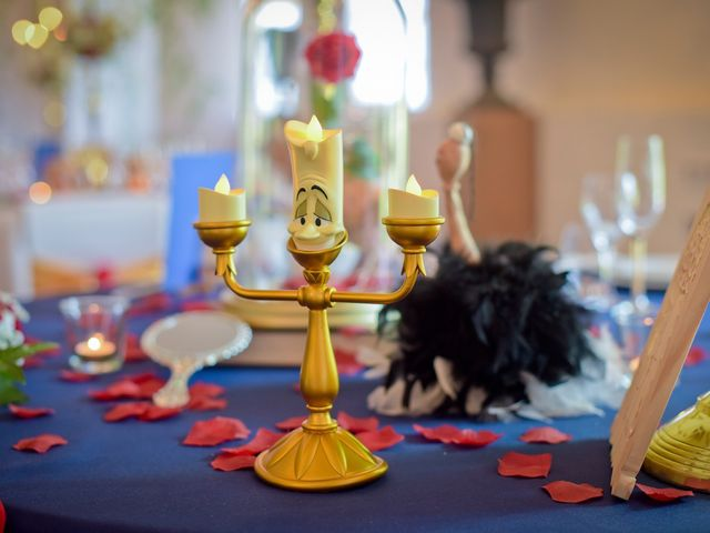 Le mariage de Kevin et Joss à Saint-Pourçain-sur-Besbre, Allier 118