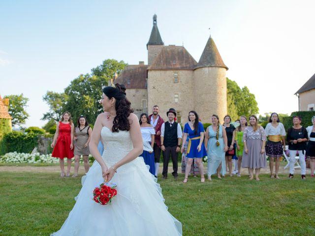 Le mariage de Kevin et Joss à Saint-Pourçain-sur-Besbre, Allier 126