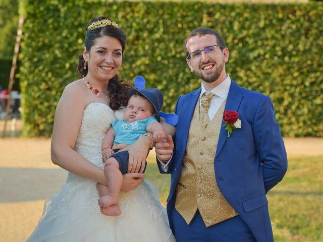Le mariage de Kevin et Joss à Saint-Pourçain-sur-Besbre, Allier 129