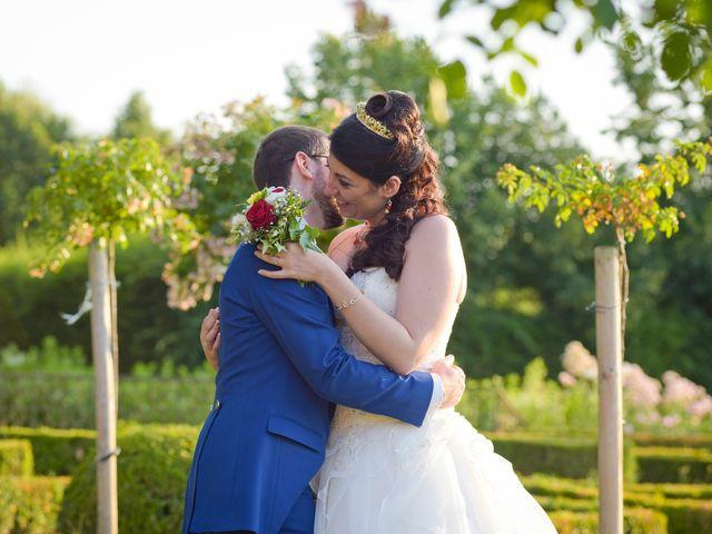 Le mariage de Kevin et Joss à Saint-Pourçain-sur-Besbre, Allier 131