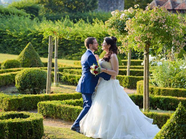 Le mariage de Kevin et Joss à Saint-Pourçain-sur-Besbre, Allier 132