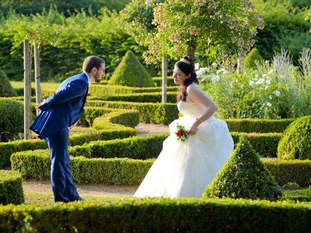 Le mariage de Kevin et Joss à Saint-Pourçain-sur-Besbre, Allier 133