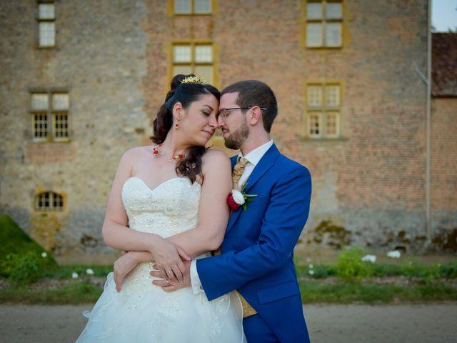 Le mariage de Kevin et Joss à Saint-Pourçain-sur-Besbre, Allier 139