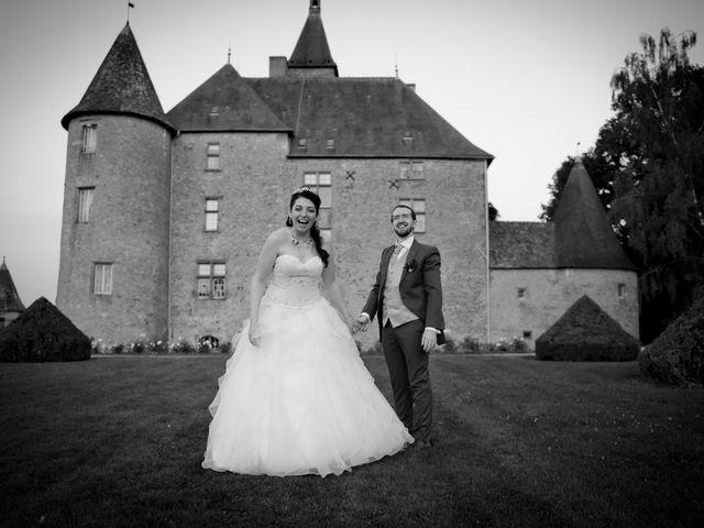 Le mariage de Kevin et Joss à Saint-Pourçain-sur-Besbre, Allier 141