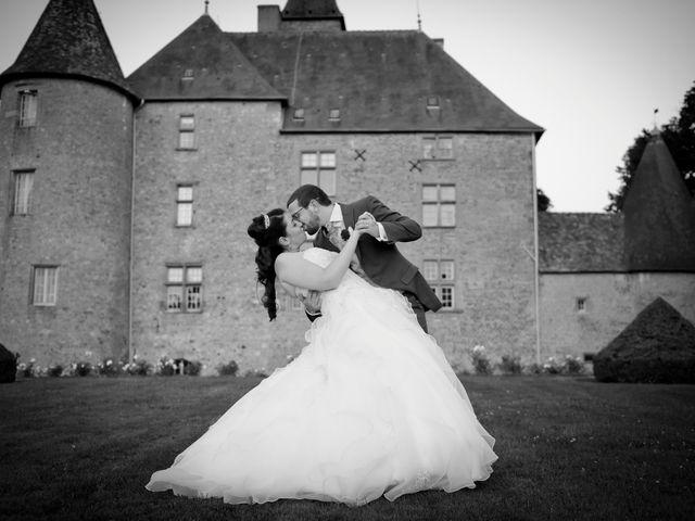Le mariage de Kevin et Joss à Saint-Pourçain-sur-Besbre, Allier 142