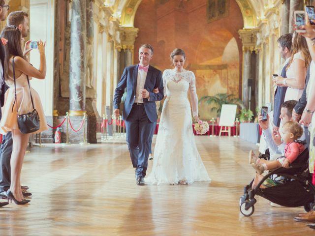 Le mariage de Tarek et Camille à Pamiers, Ariège 27