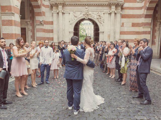 Le mariage de Tarek et Camille à Pamiers, Ariège 30