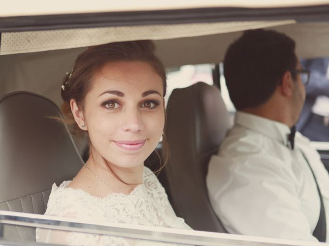 Le mariage de Tarek et Camille à Pamiers, Ariège 33