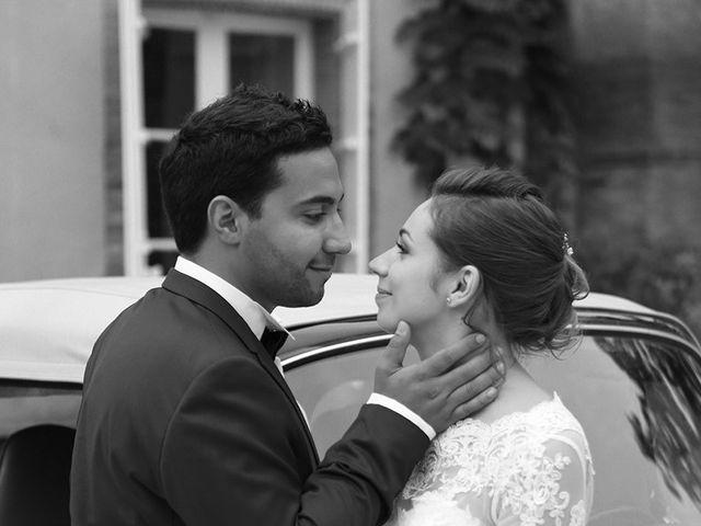 Le mariage de Tarek et Camille à Pamiers, Ariège 34