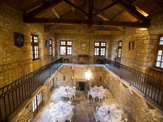 Le mariage de Julien et Morgane à Villefranche-de-Panat, Aveyron 5