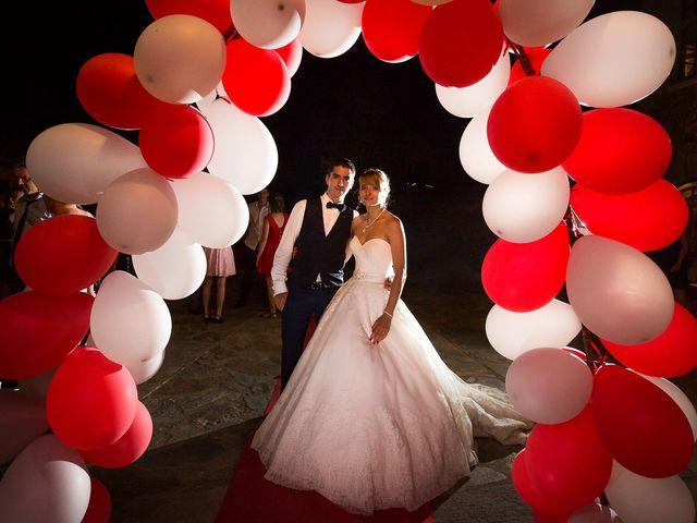 Le mariage de Julien et Morgane à Villefranche-de-Panat, Aveyron 6