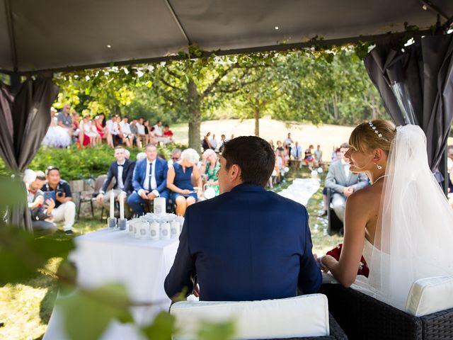 Le mariage de Julien et Morgane à Villefranche-de-Panat, Aveyron 11