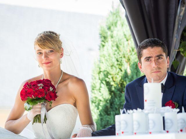 Le mariage de Julien et Morgane à Villefranche-de-Panat, Aveyron 14