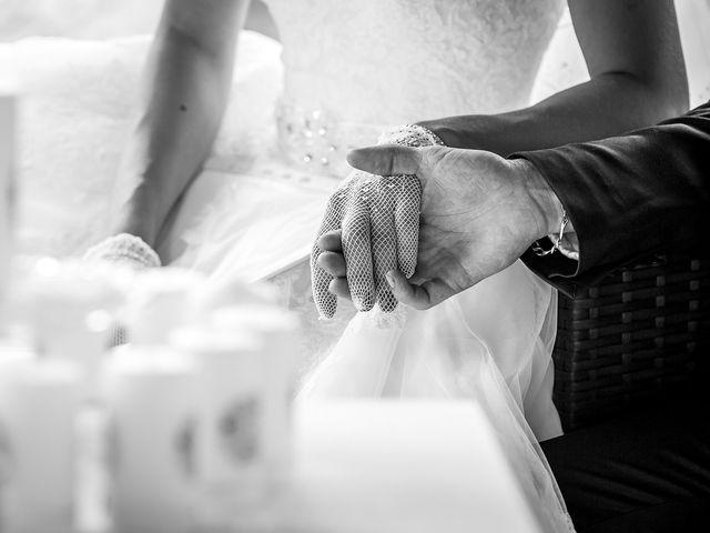 Le mariage de Julien et Morgane à Villefranche-de-Panat, Aveyron 16