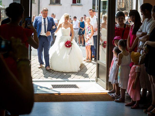 Le mariage de Julien et Morgane à Villefranche-de-Panat, Aveyron 29