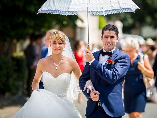 Le mariage de Julien et Morgane à Villefranche-de-Panat, Aveyron 30