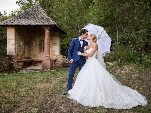 Le mariage de Julien et Morgane à Villefranche-de-Panat, Aveyron 31