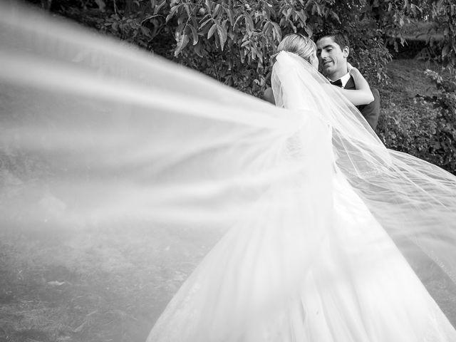 Le mariage de Julien et Morgane à Villefranche-de-Panat, Aveyron 35