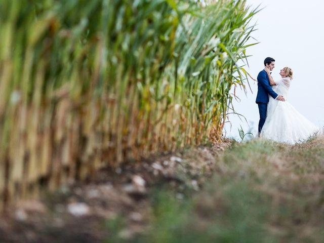Le mariage de Julien et Morgane à Villefranche-de-Panat, Aveyron 40