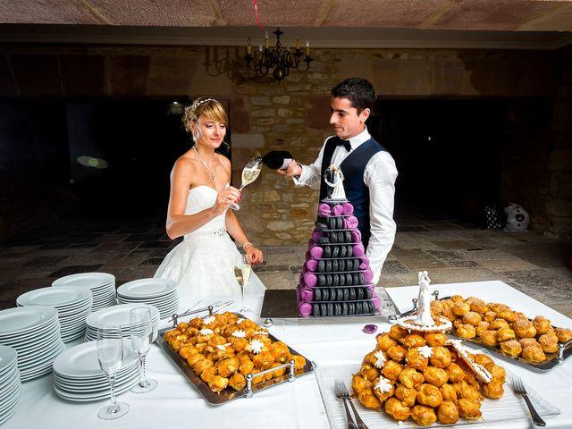 Le mariage de Julien et Morgane à Villefranche-de-Panat, Aveyron 48