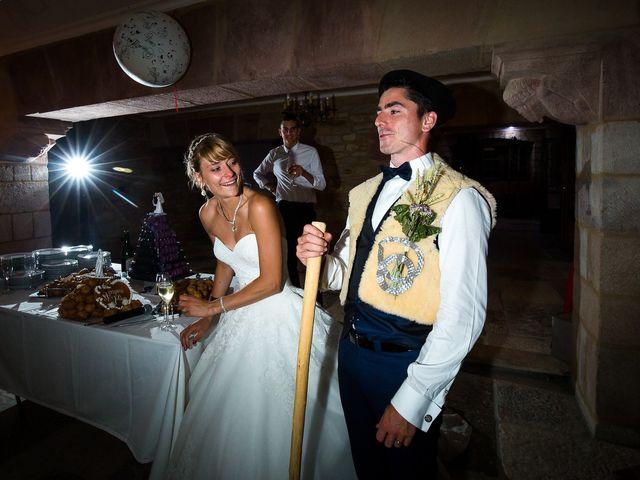 Le mariage de Julien et Morgane à Villefranche-de-Panat, Aveyron 49