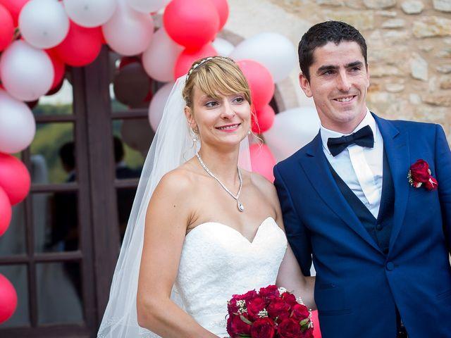 Le mariage de Julien et Morgane à Villefranche-de-Panat, Aveyron 52