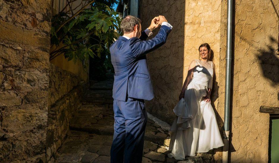 Le mariage de Julien et Morgane à Montauroux, Var