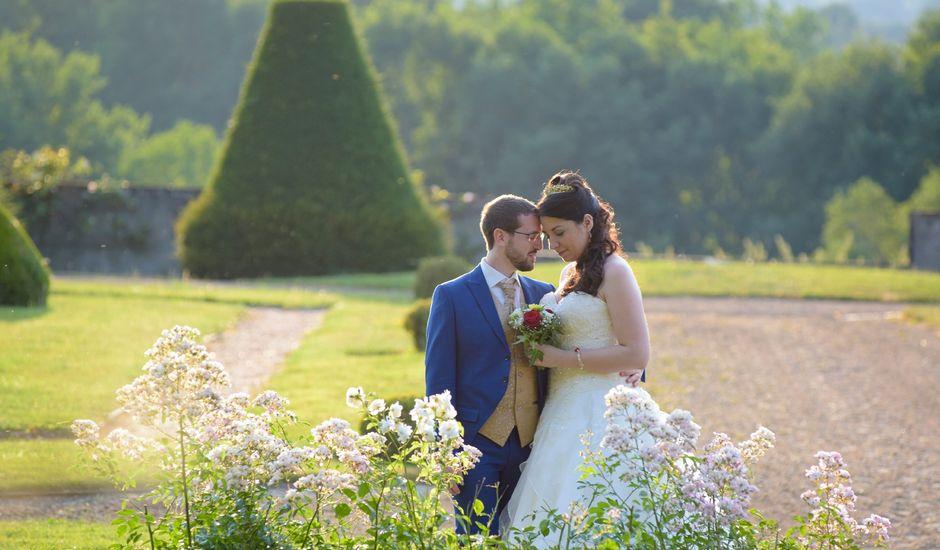 Le mariage de Kevin et Joss à Saint-Pourçain-sur-Besbre, Allier
