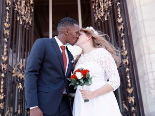 Le mariage de Laetitia et Marley