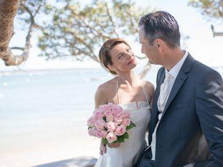 Le mariage de Anne-Bérangère et Olivier