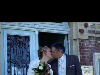 Le mariage de Audrey et Michel 1
