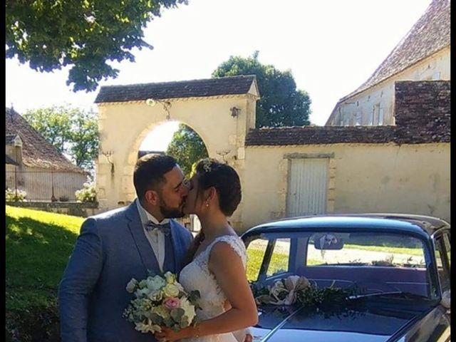 Le mariage de Anthony  et Manon  à Vergt, Dordogne 4