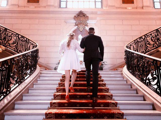 Le mariage de Marley et Laetitia à Paris, Paris 5