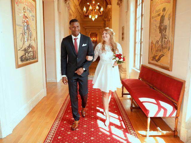 Le mariage de Marley et Laetitia à Paris, Paris 6