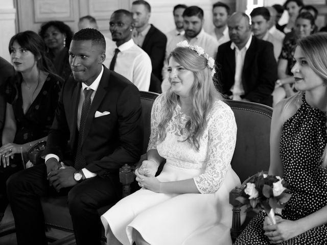 Le mariage de Marley et Laetitia à Paris, Paris 9