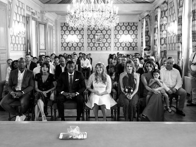 Le mariage de Marley et Laetitia à Paris, Paris 10